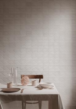 Industrial craftsmanship in the new Gleeze porcelain stoneware collection.