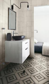 Ottocento: a homage to the ceramic tile tradition of the past