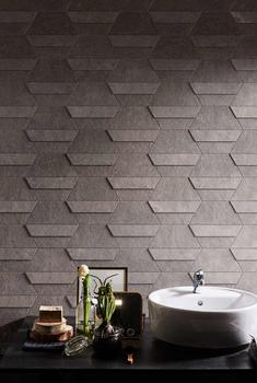 The new refined, modern Realstone_Lunar collection by Ragno